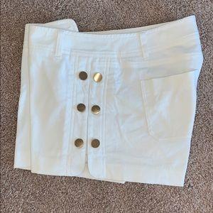 EUC- Cache- White shorts-Sz- 4